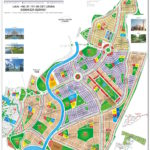 Bahria Paradise Karachi – High Resolution Master Plan Map