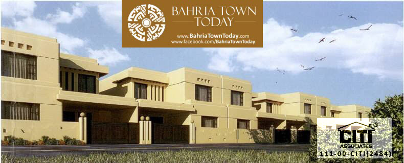 Bahria Town Karachi Approved Front Elevation – 250 Yards (2)