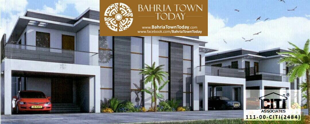 Bahria Town Karachi Approved Front Elevation – 250 Yards (5)