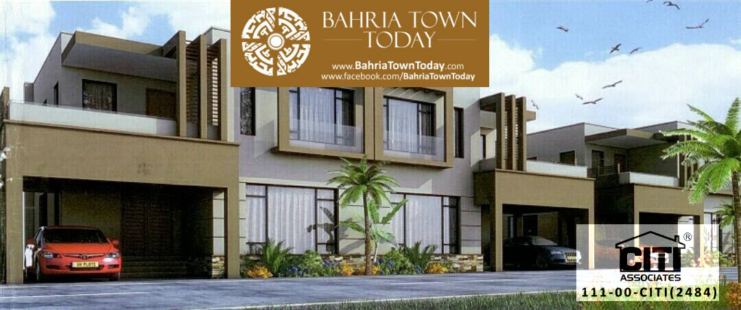 Bahria Town Karachi Approved Front Elevation – 250 Yards (6)