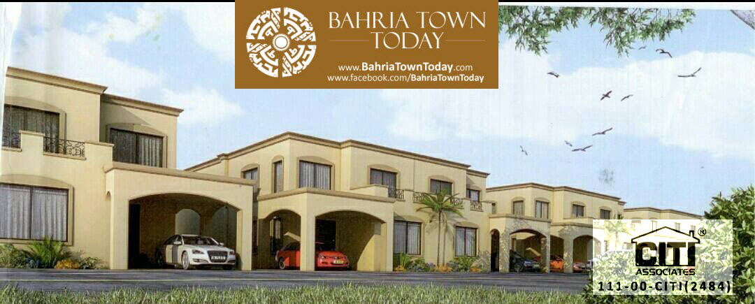 Bahria Town Karachi Approved Front Elevation – 250 Yards (8)