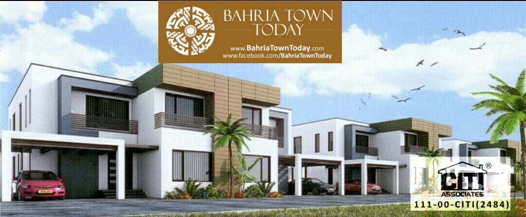 Front Elevation In Bahria Town : Bahria town karachi approved front elevation yards