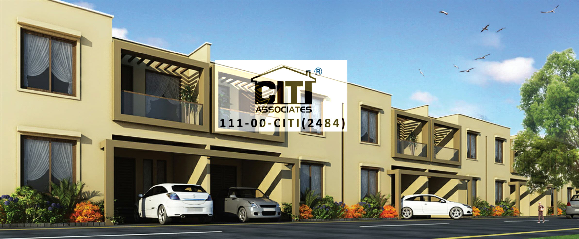Want to construct your house in bahria town karachi kindly contact citi associates at infocitiassociates org