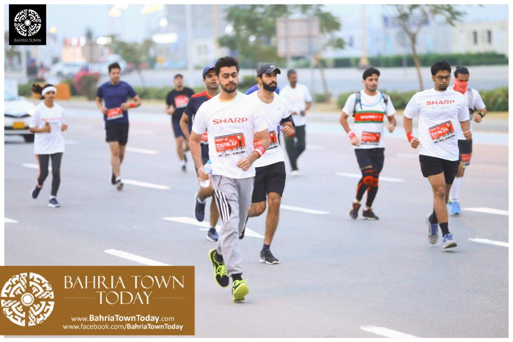 Bahria Town Hosted Marathon 2017 at Bahria Town Karachi (11)