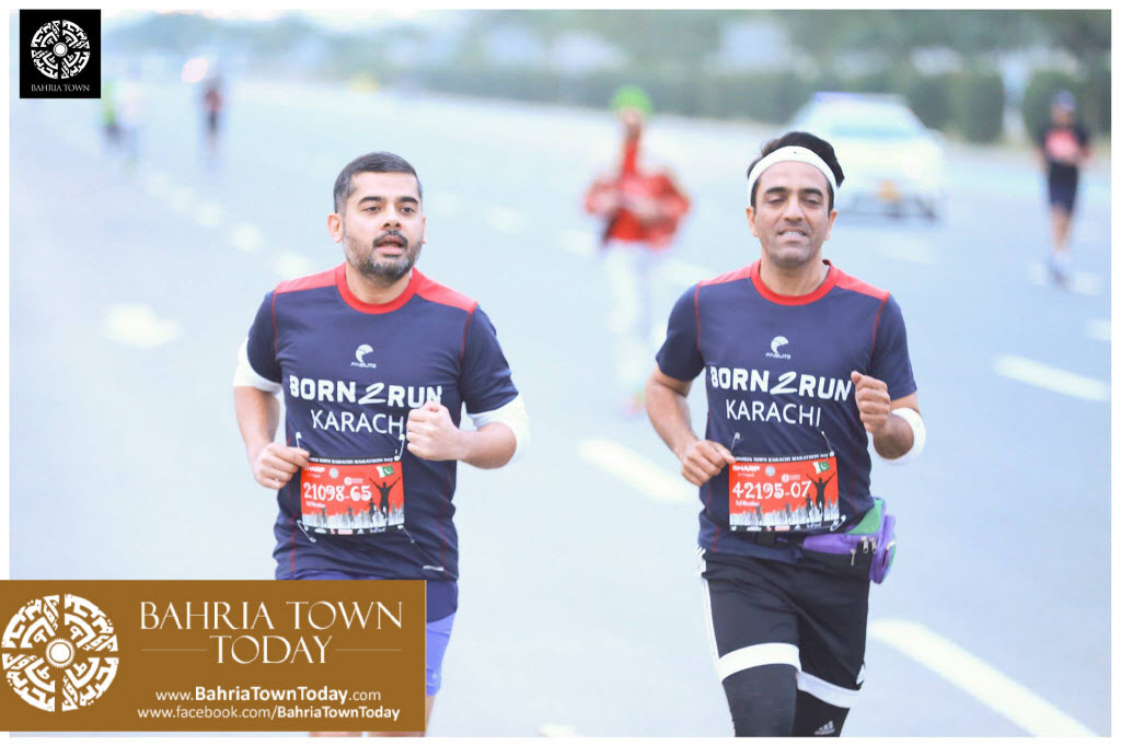 Bahria Town Hosted Marathon 2017 at Bahria Town Karachi (2)