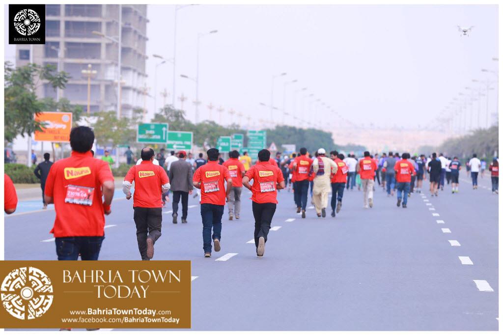 Bahria Town Hosted Marathon 2017 at Bahria Town Karachi (3)