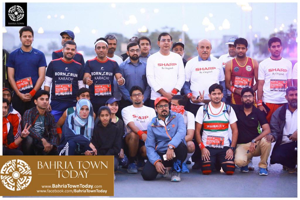 Bahria Town Hosted Marathon 2017 at Bahria Town Karachi (4)
