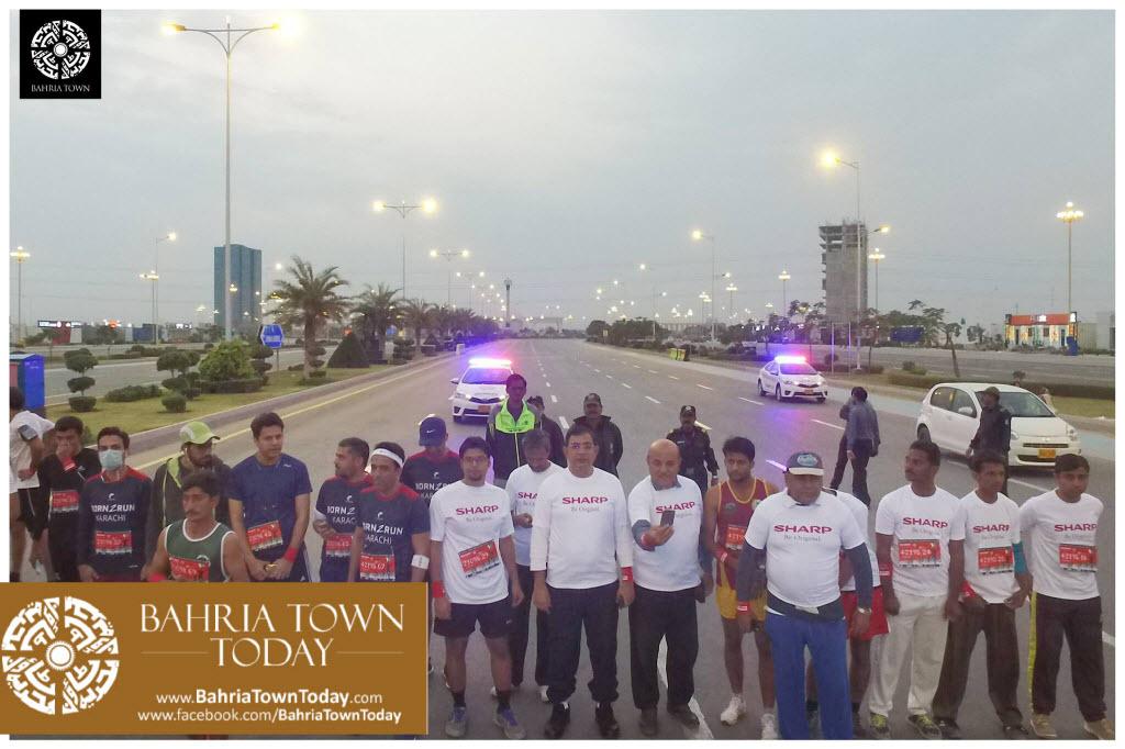 Bahria Town Hosted Marathon 2017 at Bahria Town Karachi (6)