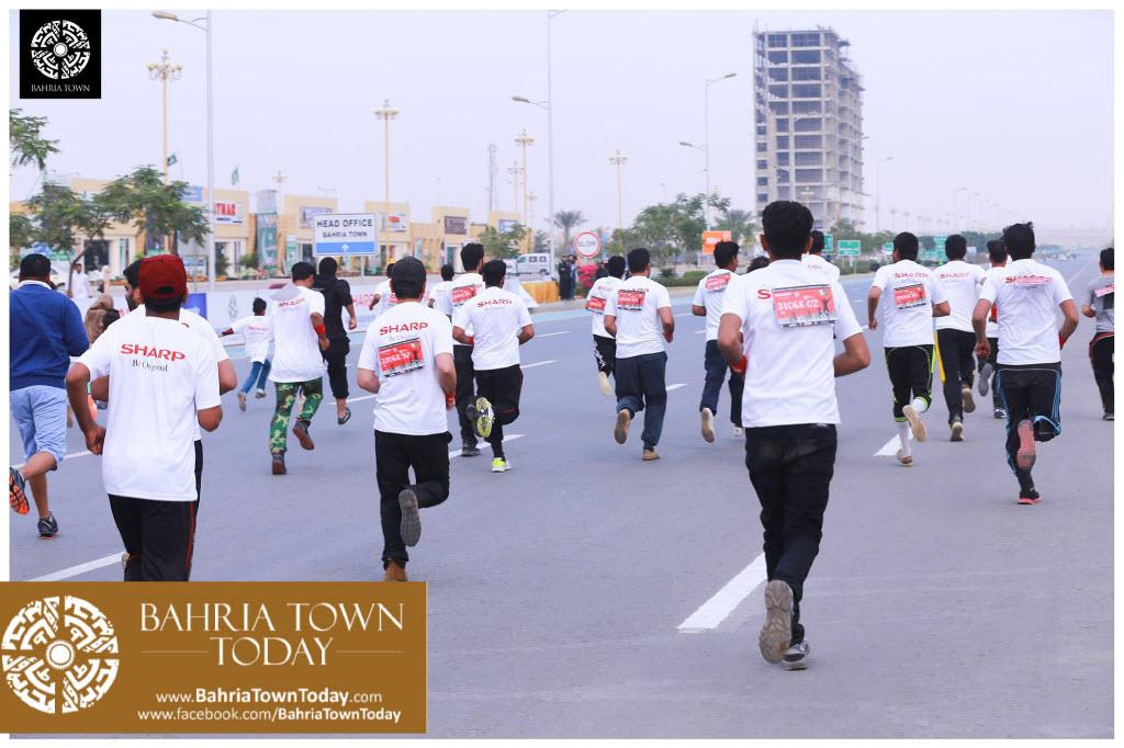 Bahria Town Hosted Marathon 2017 at Bahria Town Karachi (7)