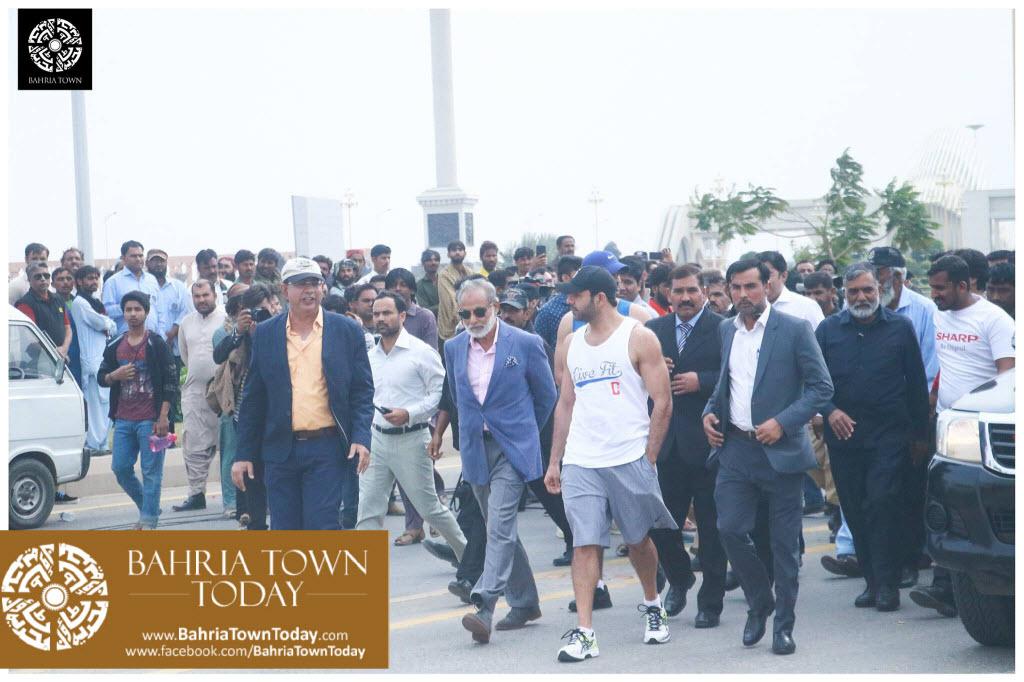 Bahria Town Hosted Marathon 2017 at Bahria Town Karachi (8)