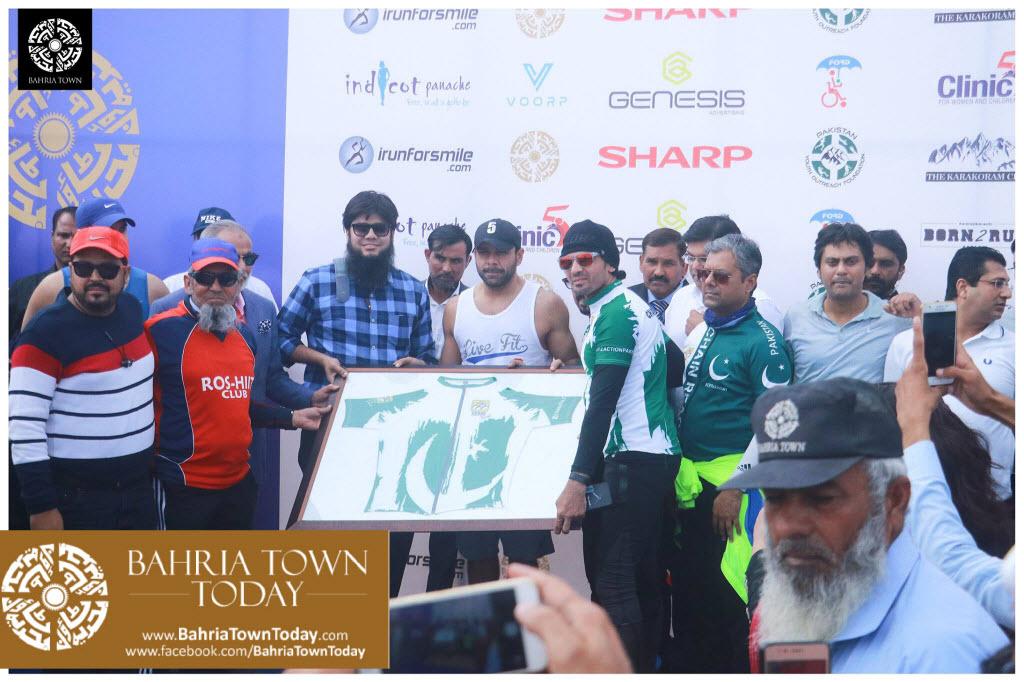 Bahria Town Hosted Marathon 2017 at Bahria Town Karachi (9)