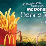 McDonald's Opening in Bahria Town Karachi on 30th December 2017