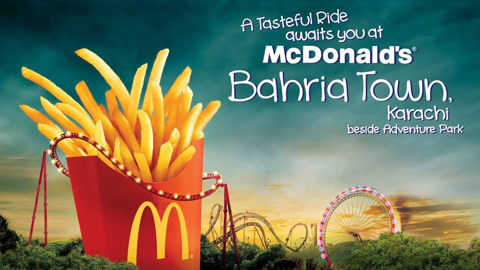 's Opening in Bahria Town Karachi on 30th December 2017