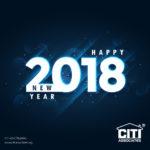 Happy New Year 2018 From CITI Associates