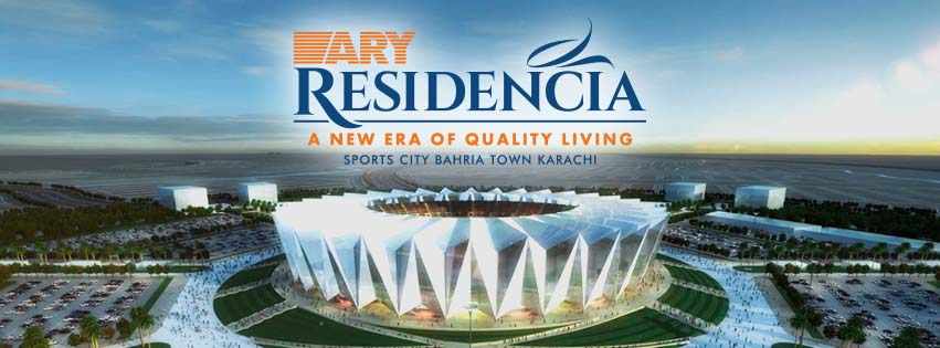 ARY Residencia Karachi – Bahria Town Karachi