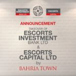 Bahria Town enters into Financial Services Sector