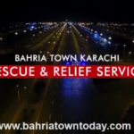 Bahria Town Karachi Rescue and Relief Service