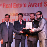 Alhamdulillah! CITI Associates got 'Trend Setter Award' at 1st Real Estate Award Show 2018