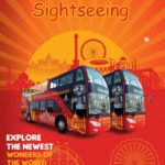 Bahria Town Karachi SightSeeing Tour Bus