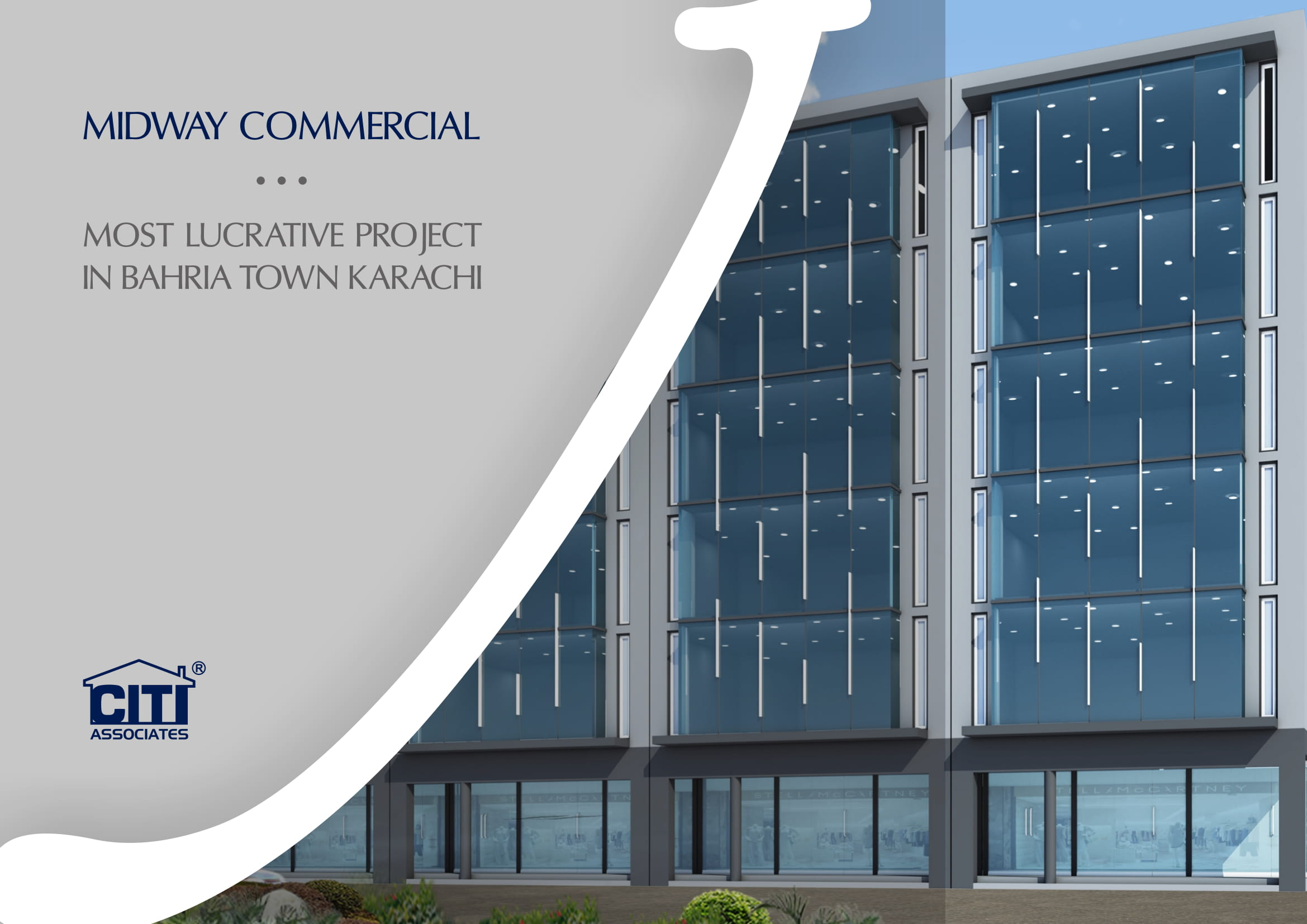 CITI Associates Launches Jakvani Midway Tower – Bahria Town Karachi (3)