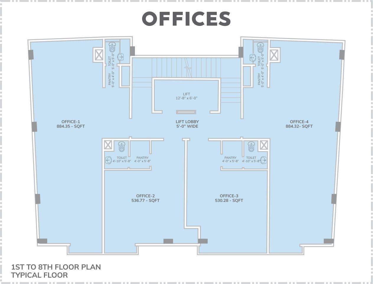 Jakvani Offices