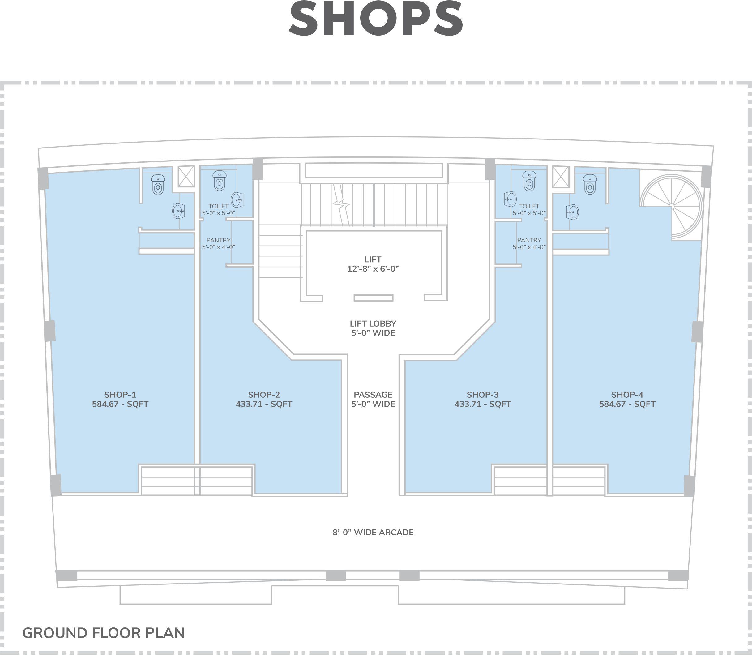 Jakvani Shops