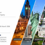 CITI Associates Team Visiting UK & USA – 14 to 26 March 2018