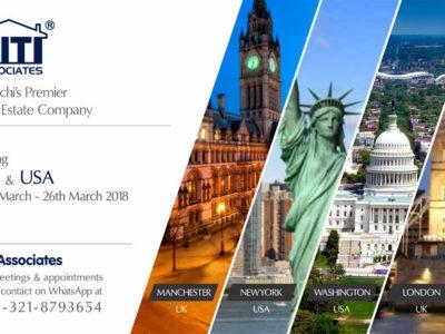 CITI Associates Team Visiting UK & USA – 14 to 26 March 2018