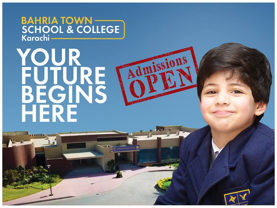 Bahria Town School & College Launched Junior Campus in Bahria Town Karachi