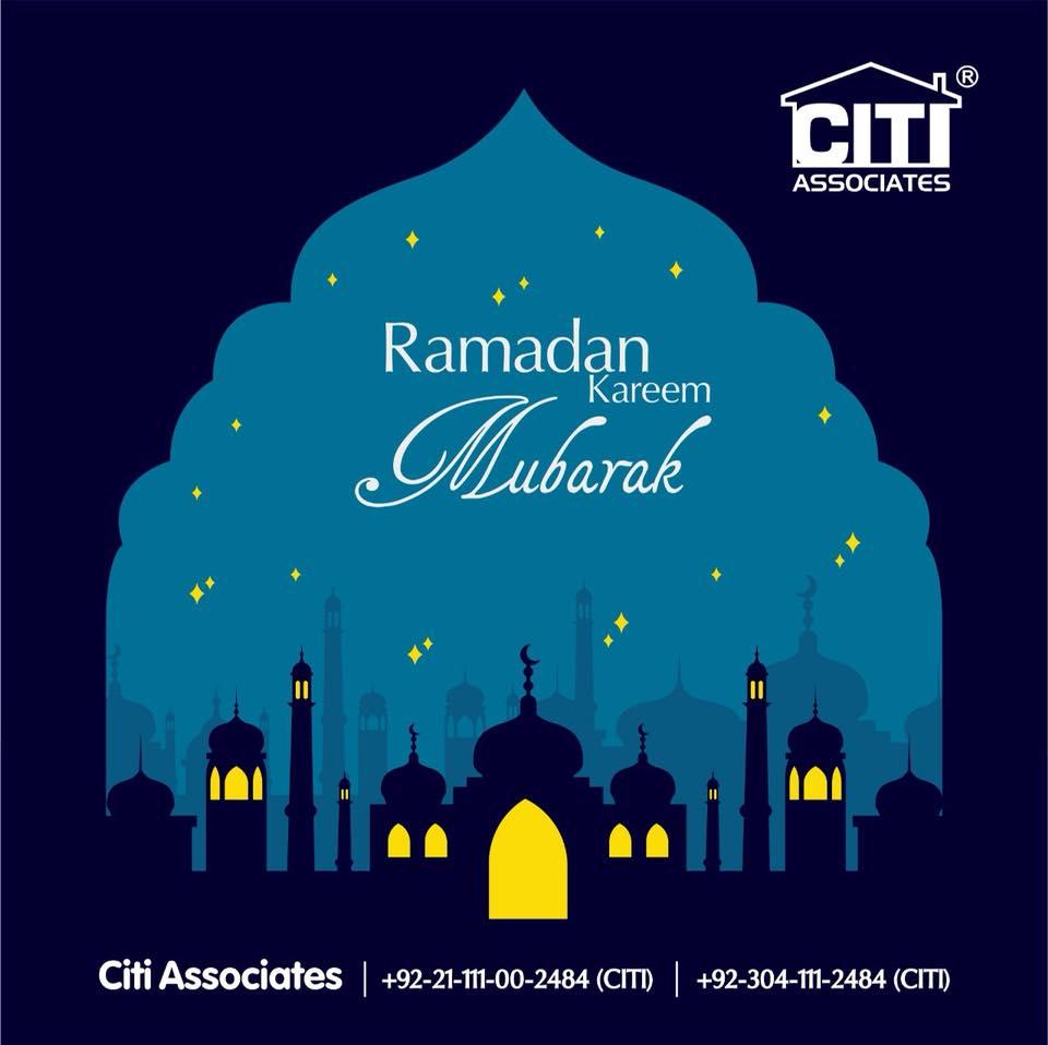 Ramadan Mubarak – CITI Associates