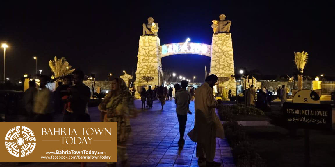 Eid Celebrations 2018 at Bahria Town Karachi (1)