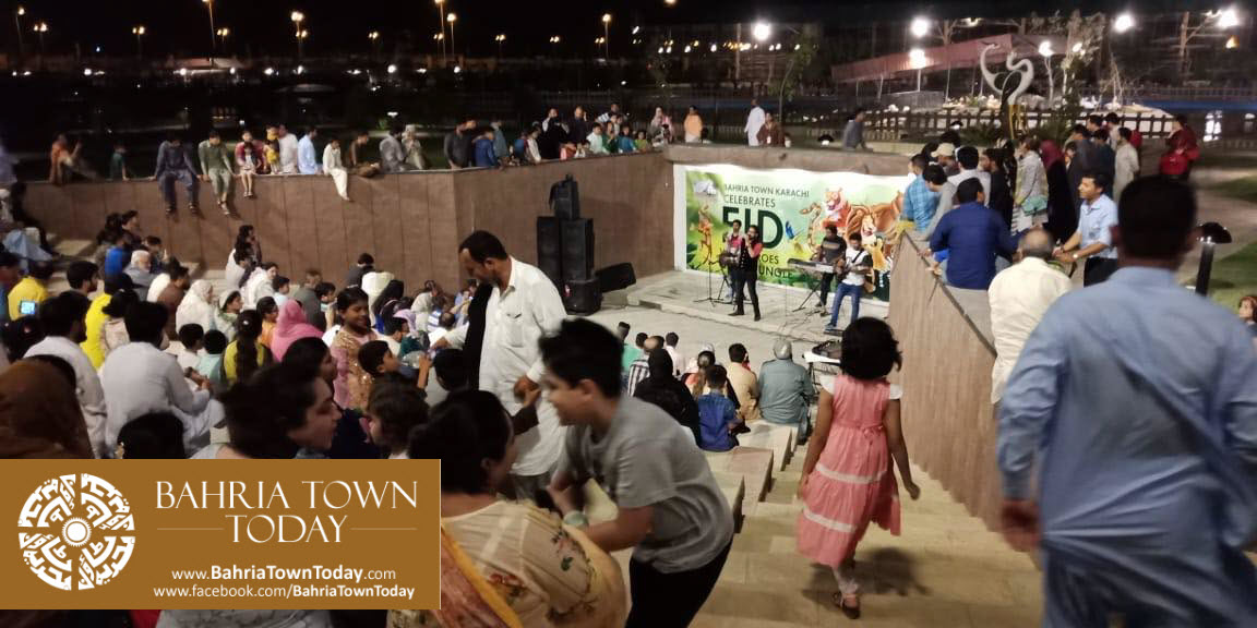 Eid Celebrations 2018 at Bahria Town Karachi (3)