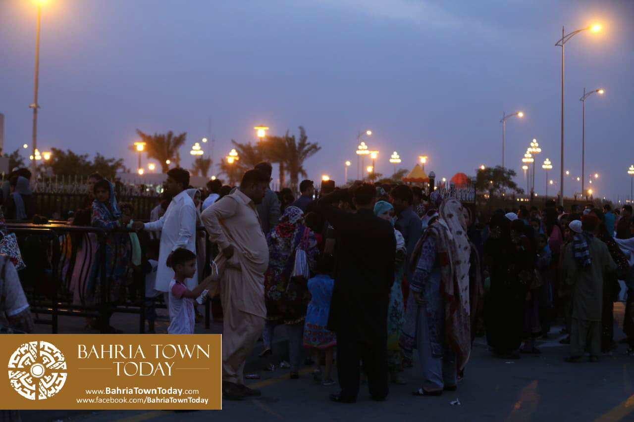 Eid Celebrations 2018 at Bahria Town Karachi (5)
