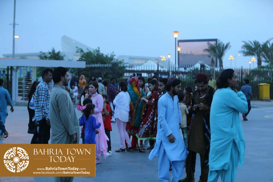 Eid Celebrations 2018 at Bahria Town Karachi (7)
