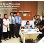 First Baby Born at Bahria International Hospital – Bahria Town Karachi