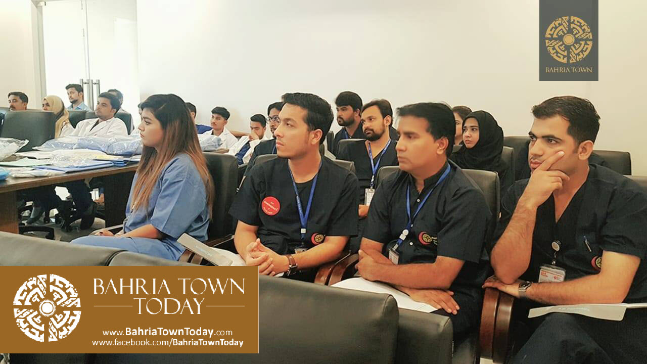 Bahria Town International Hospital Karachi Seminar on Awareness of Asepsis in Operation Theatres (3)