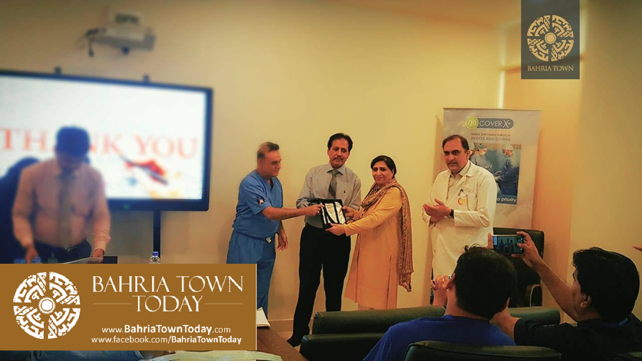 Bahria Town International Hospital Karachi Seminar on Awareness of Asepsis in Operation Theatres (6)