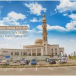 Eid-ul-Adha 2018 Namaz Timings of Masjid-e-Ashiq at Bahria Town Karachi