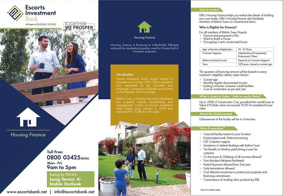 How to get Bank Financing (Home Loan) for Bahria Town Karachi (4)