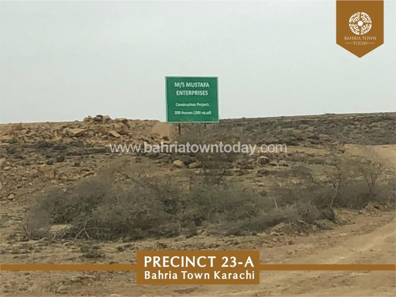 Bahria Town Karachi Latest Progress Update (Precinct 23A) – September 2018 (7)