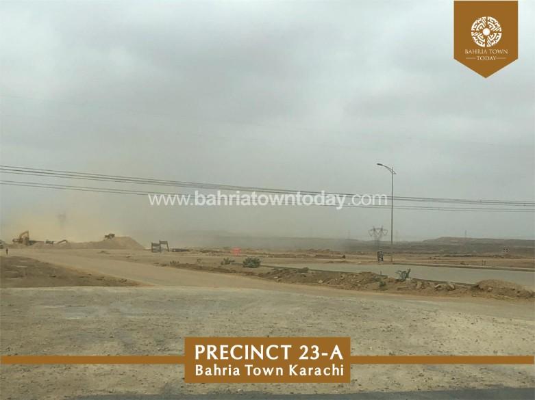 Bahria Town Karachi – Precinct 23A (2)