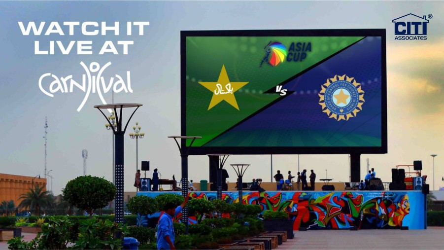 Asia Cup 2018 Bahria Town Karachi