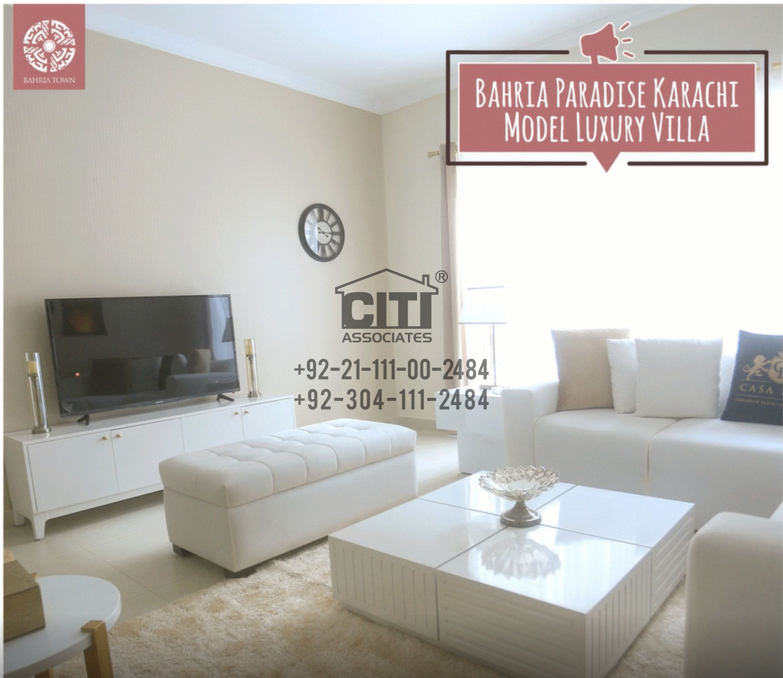 Bahria Paradise Model Villa Karachi (2)