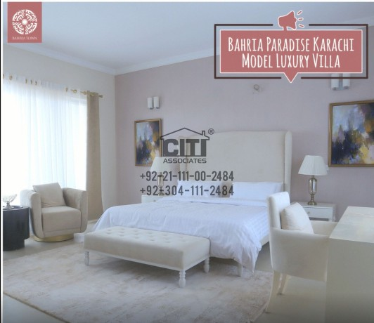 Bahria Paradise Model Villa Karachi (3)