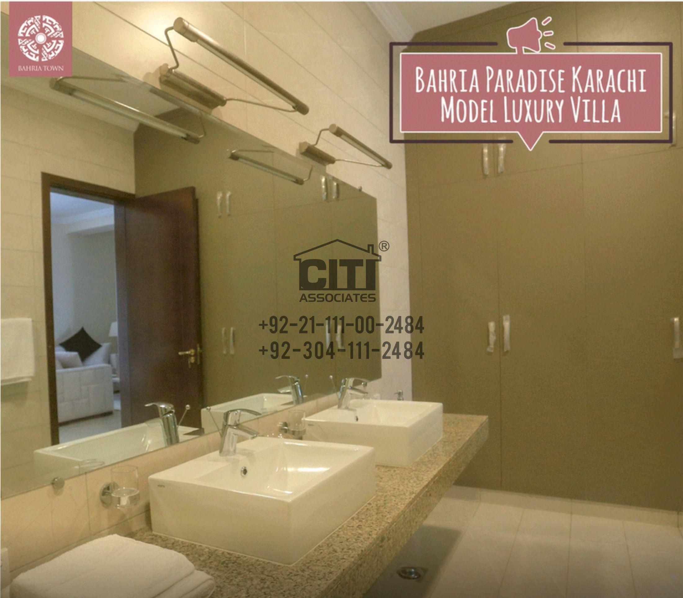 Bahria Paradise Model Villa Karachi (4)