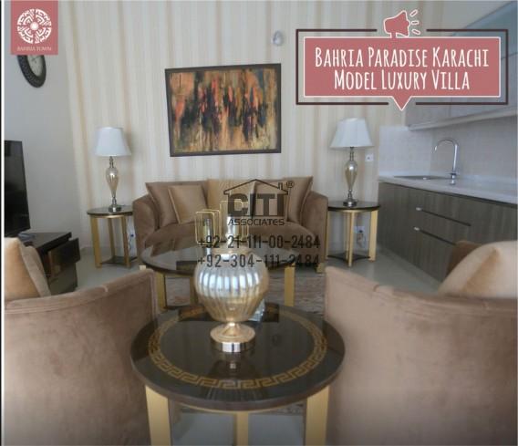 Bahria Paradise Model Villa Karachi (5)