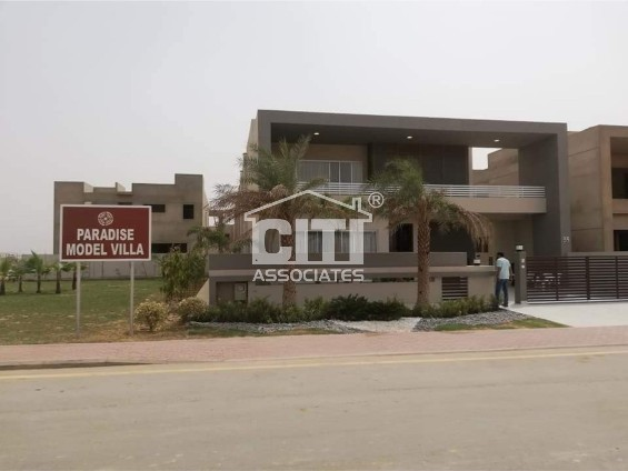 Model Villa Bahria Paradise Karachi (15)