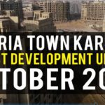 Bahria Town Karachi Latest Development Updates – October 2018