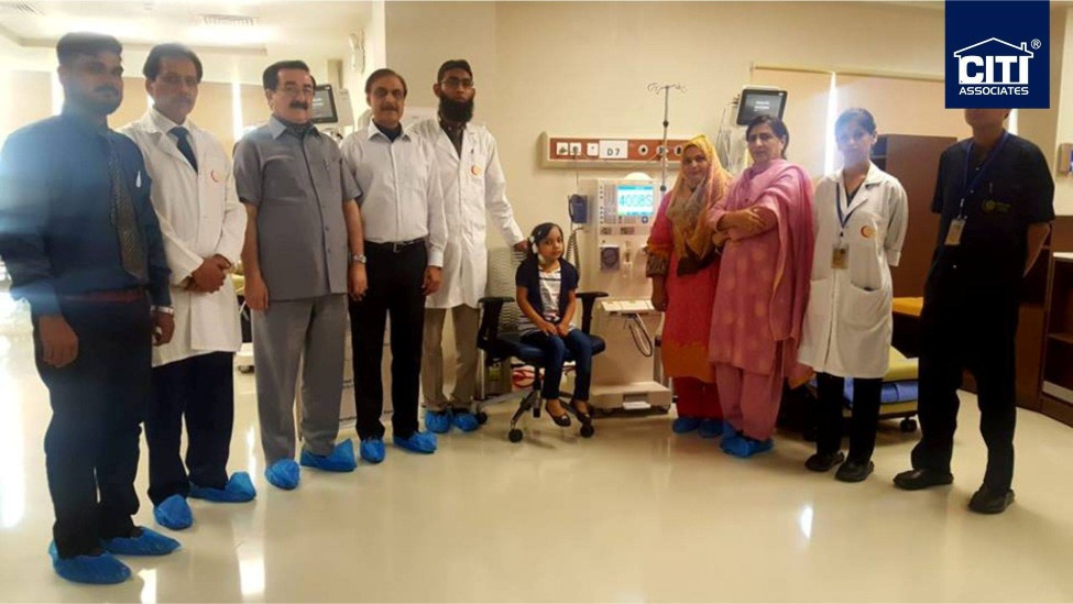 Dialysis Unit Bahria Town Hospital Karachi (1)
