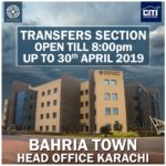 Bahria Town Karachi – Notice Extended Office Hours!